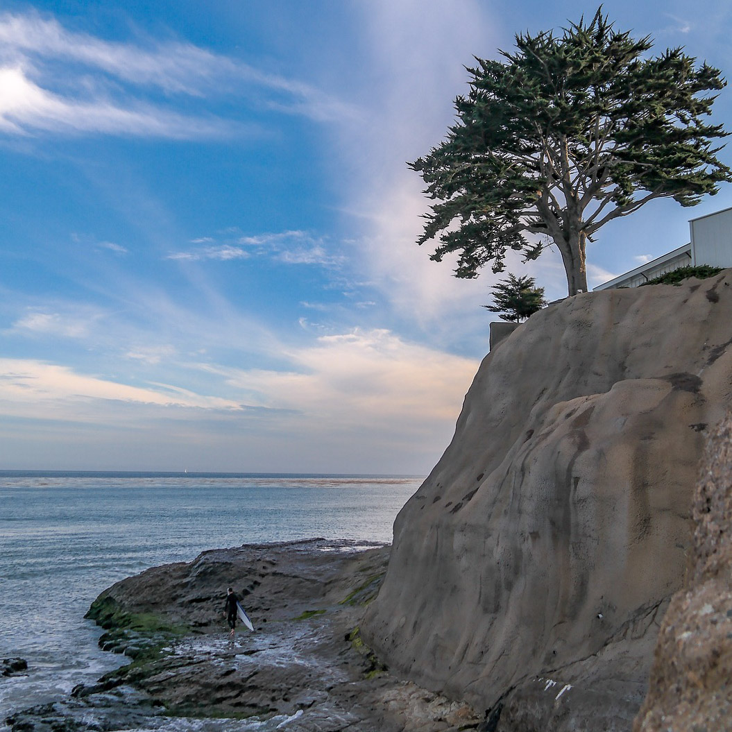 The Hook Santa Cruz California