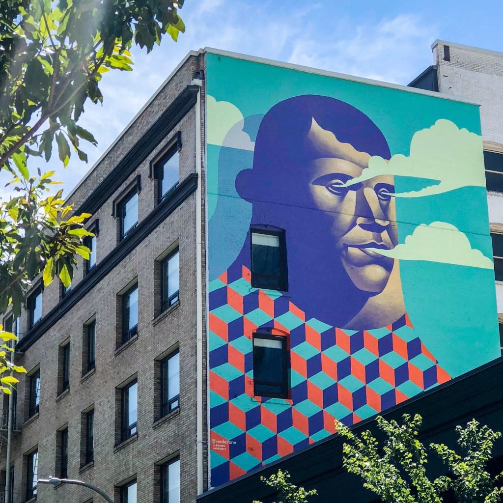 #michaelreeder Portland Oregon Street Art