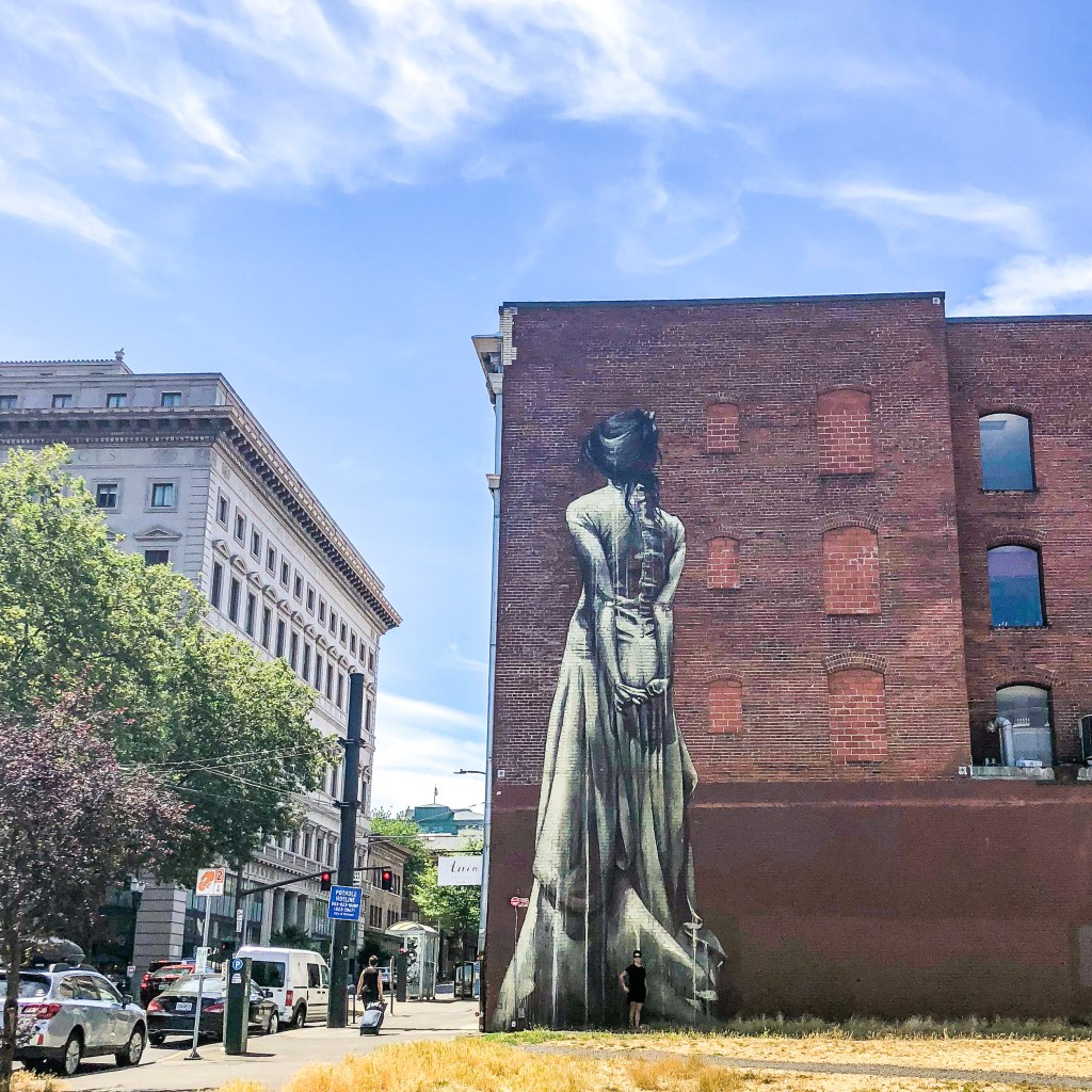 Faith47 Street Art Portland Oregon