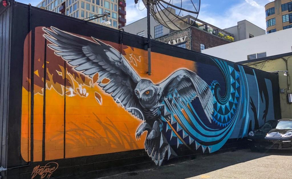 Portland Downtown Montague