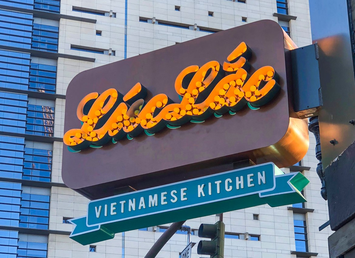 Luc Lac Vietnamese Kitchen Portland Oregon