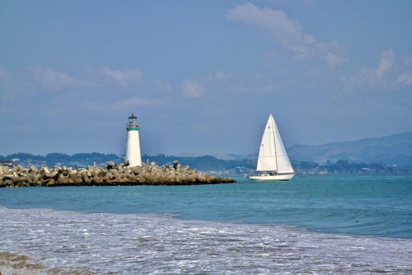 Walton Lighthouse Santa Cruz California