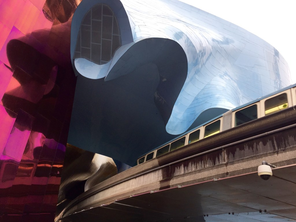 MoPop Museum Seattle Washington