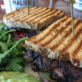 Malibu Farm Cafe Food Malibu California #malibufarm