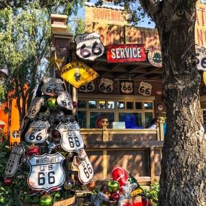 California Adventure Holiday Disneyland California #disneychristmas #carslandchristmas