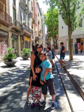 Family Travel #barcelona #familytravel