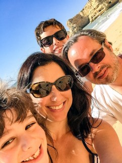 Praia da Marinha Algarve Portugal #familytravel