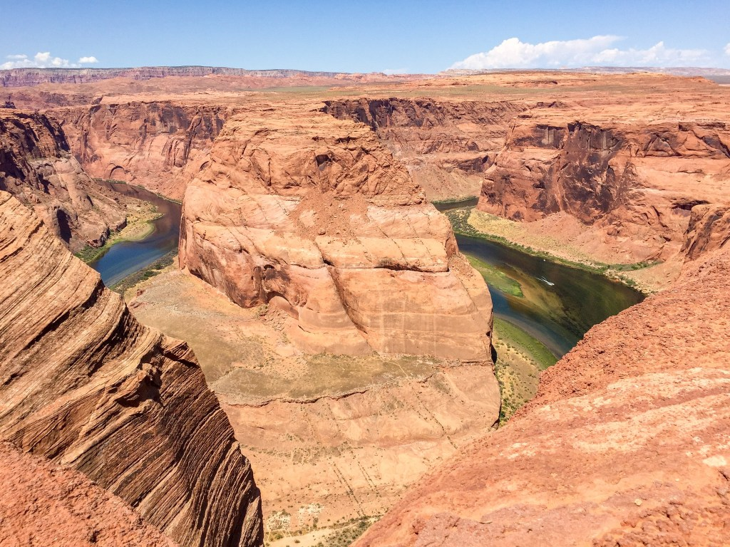Horseshoe Bend Page Arizona #horseshoebend