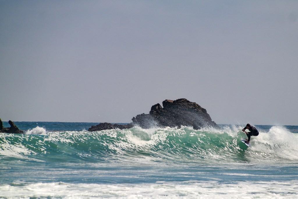 Leo Carrillo Beach Malibu California #daytripsfromla
