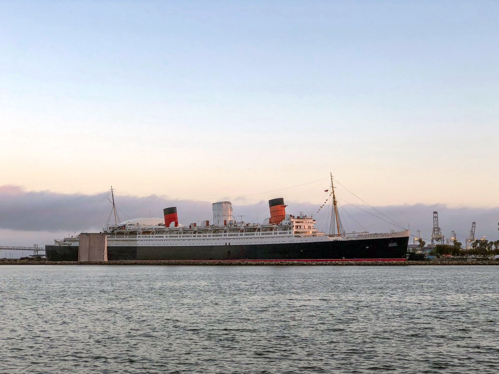 Queen Mary Long Beach California