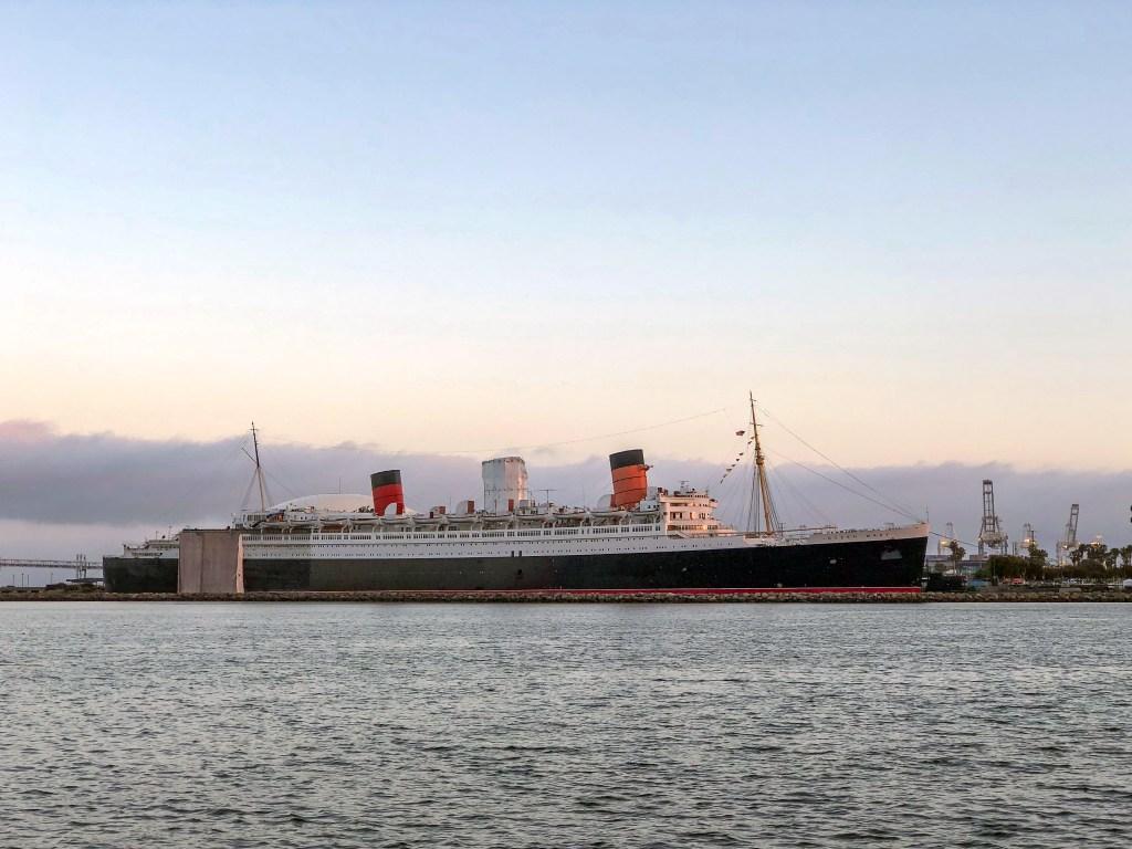 Queen Mary Long Beach California
