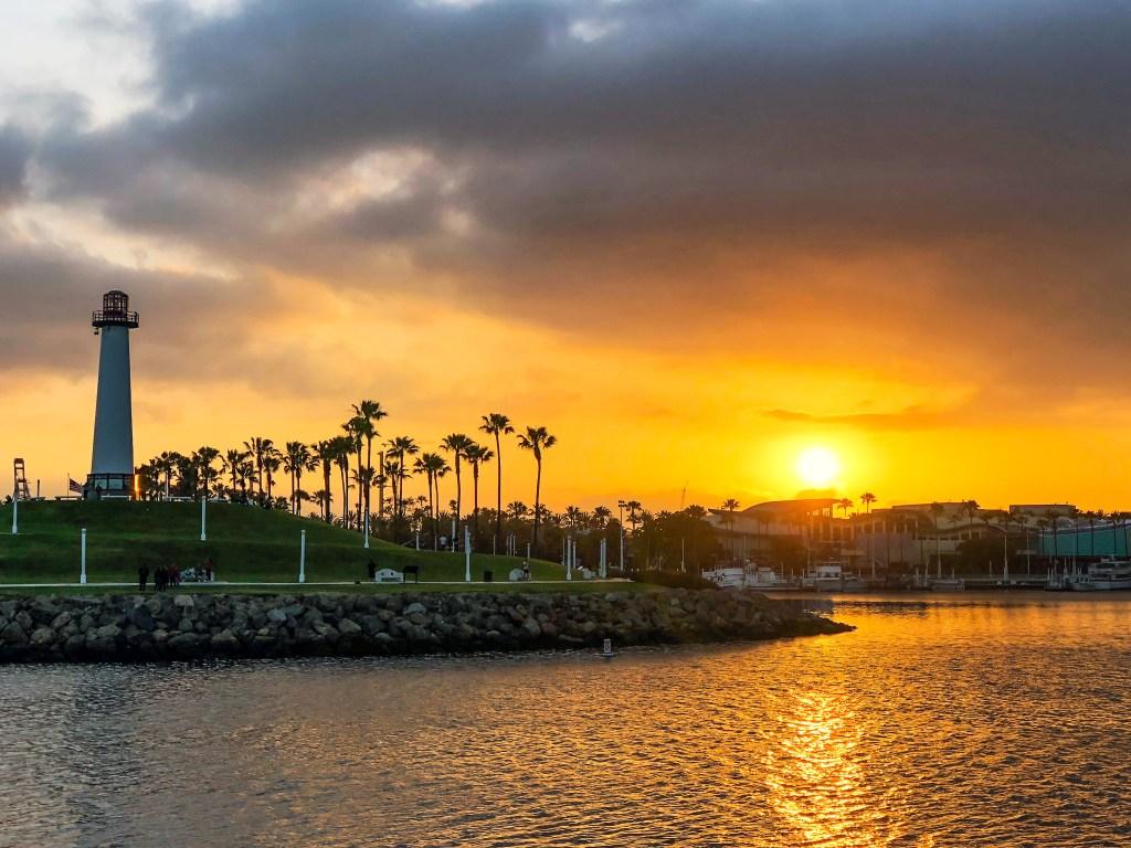 Shoreline Aquatic Park Long Beach