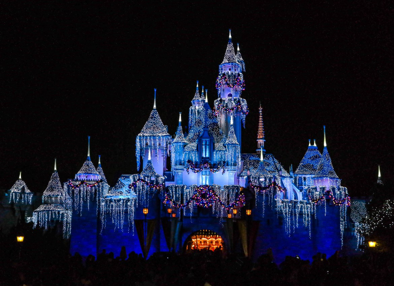 Holiday at Disneyland #disneylandchristmas