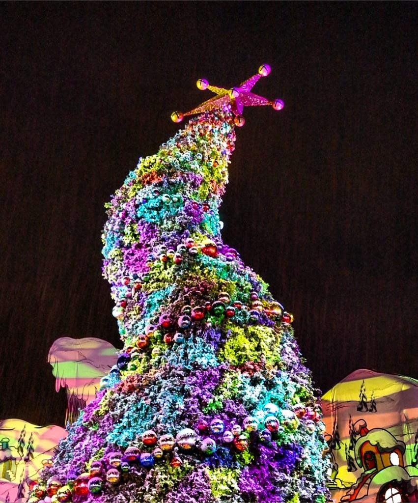Universal Studios Grinchmas #grinchmas #universalstudioshollywood