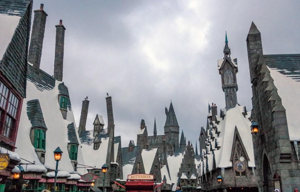 Wizarding World of Harry Potter Universal Studios