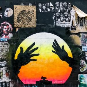 Brick Lane Graffiti London England United Kingdom #osch #bricklane