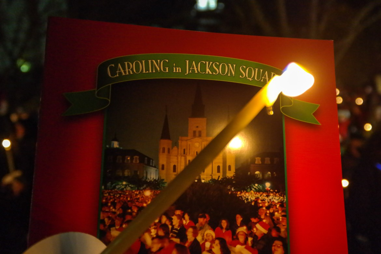Jackson Square New Orleans Louisiana #carolinginjacksonsquare