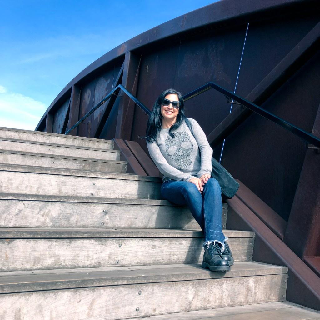 #rustyrainbowbridge #pietystreetbridge #Neworleans