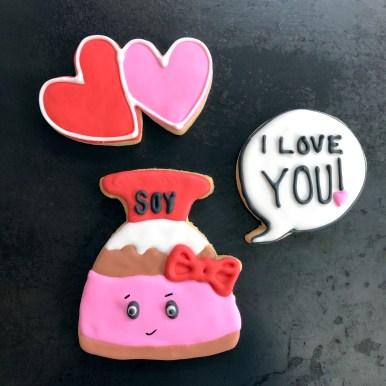 I love you soy much #valentinepuns