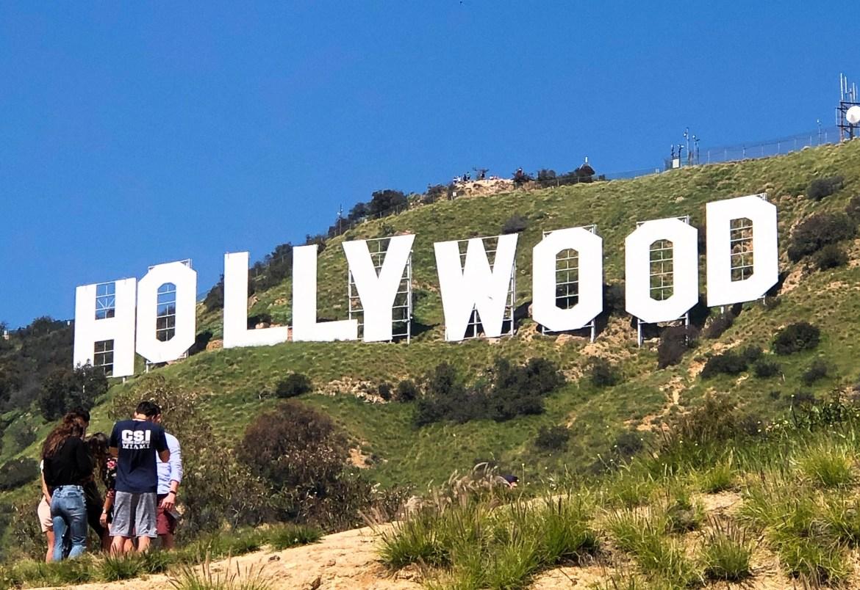 Hollywood Sign Griffith Park Los Angeles California