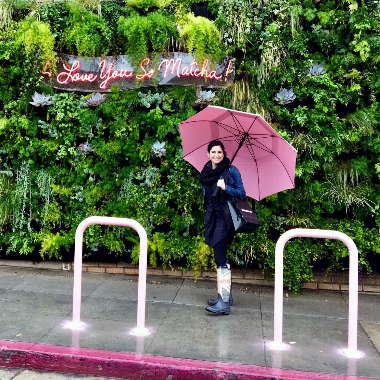 #matcha #abbotkinney #losangelescalifornia