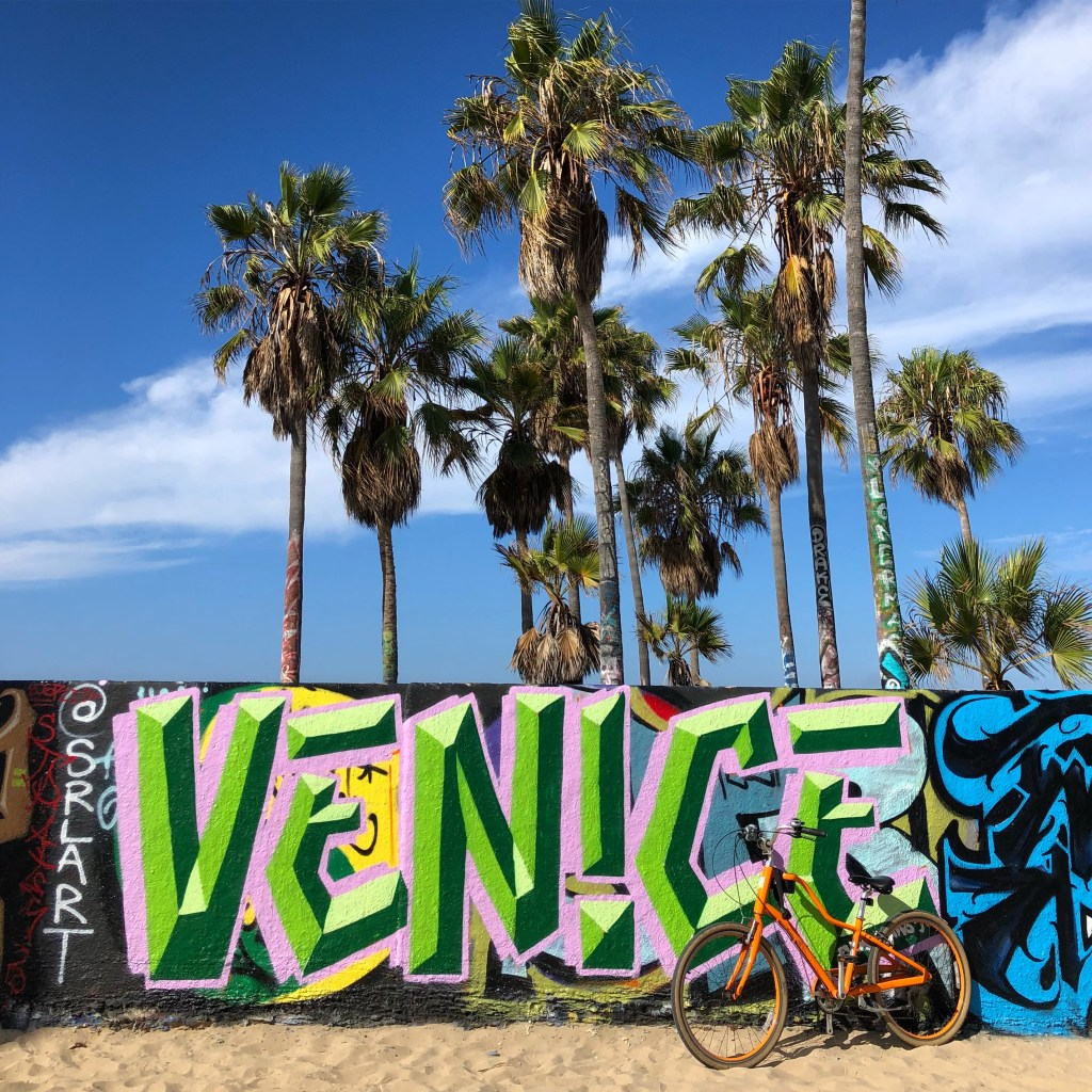 Venice Art Walls #VeniceBeach California