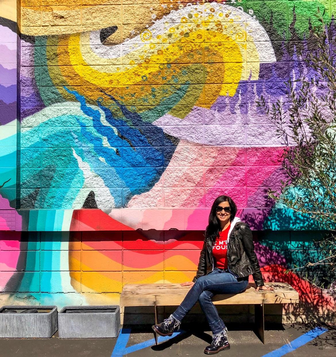 #downtownlosangeles #streetart