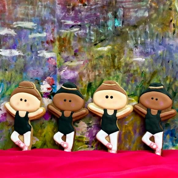 #cookieclass #cookiedecoratingclass #cookieshilarystyle #cookiesareeverything #ballerinacookies