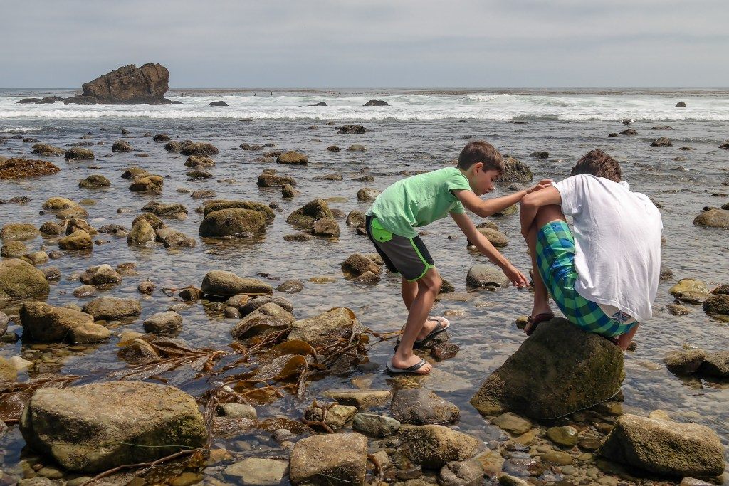 Leo Carrillo State Beach Malibu California