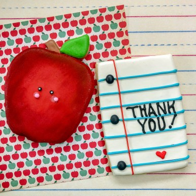 #cookieshilarystyle #teacherappreciationcookies #teachercookies #applecookies #thankyoucookies
