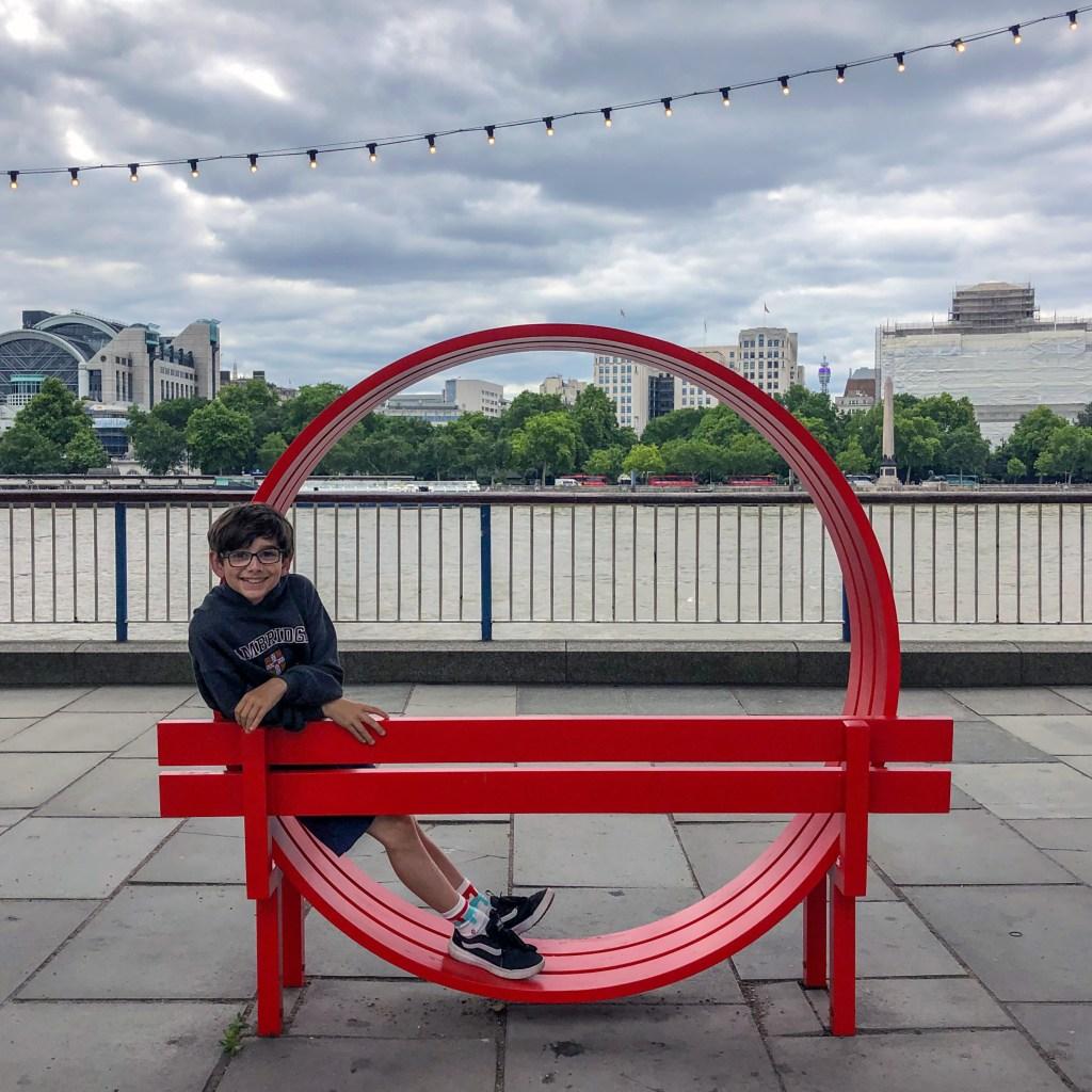#southbank #londonengland #travelwithkids