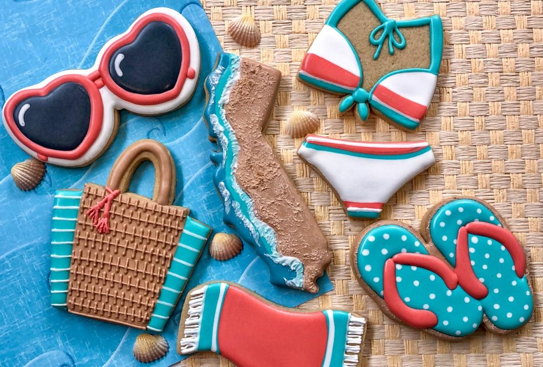 #sugarcookies #beachplease