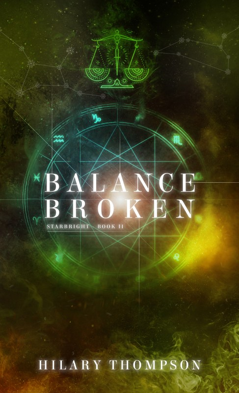Balance Broken (Starbright Book 2)
