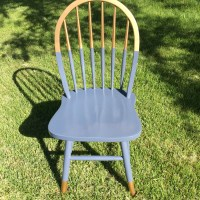 For Sale: Arch Spindle Back Chair