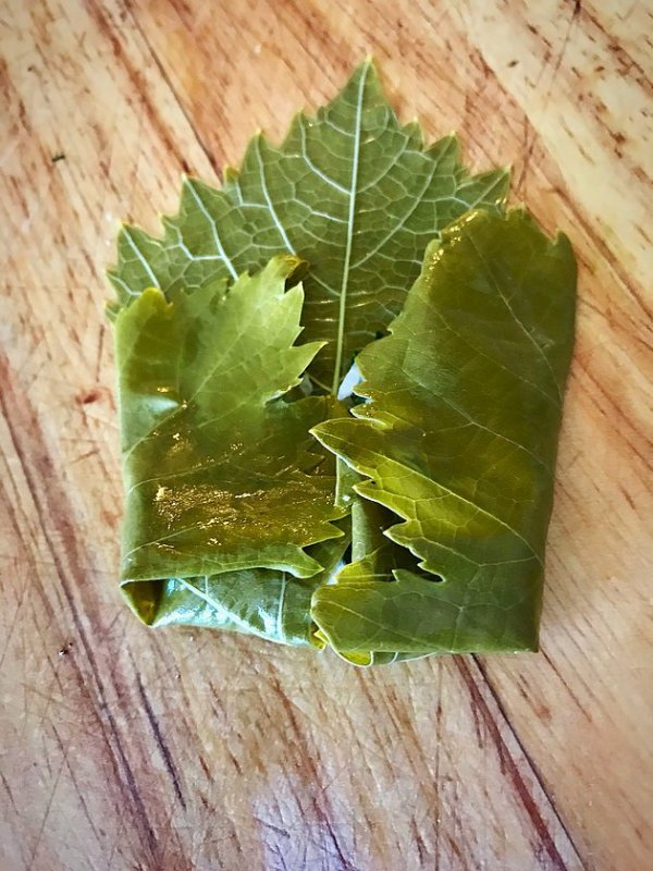 rolling dolmathes