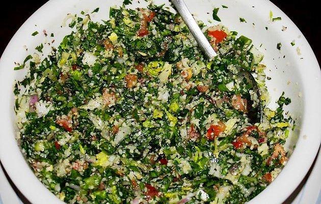 Tabouli (Taboula) Salad