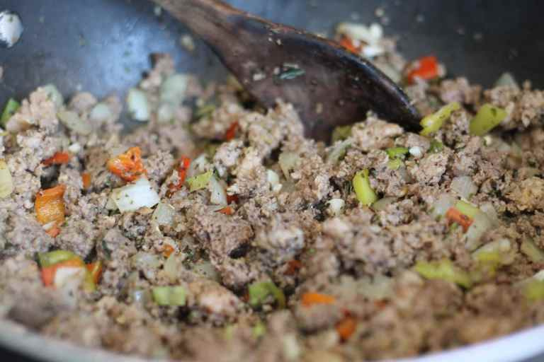meat and sausage mix