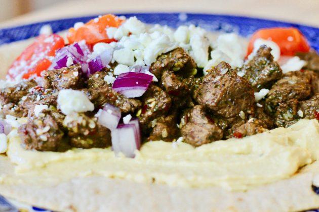 Easy Beef or Lamb Shawarma