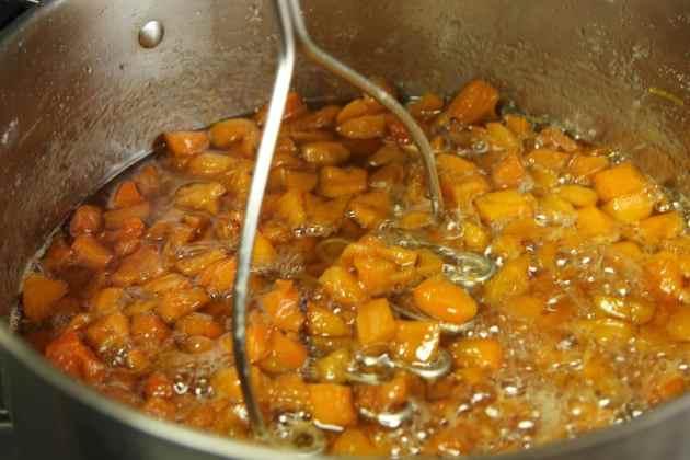 fuyu persimmon preserves
