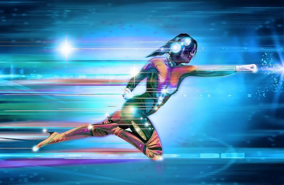 sprint superhelt skrivetips førsteutkast