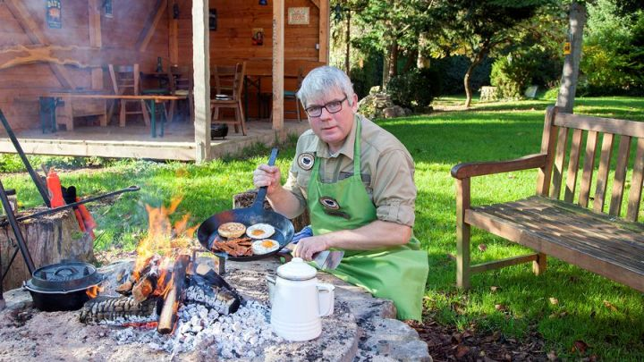 Lagerfeuerküche – nicht nur für Cowboys!