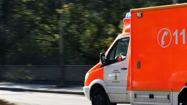 Brand in Pflegeheim – eine Person leicht verletzt