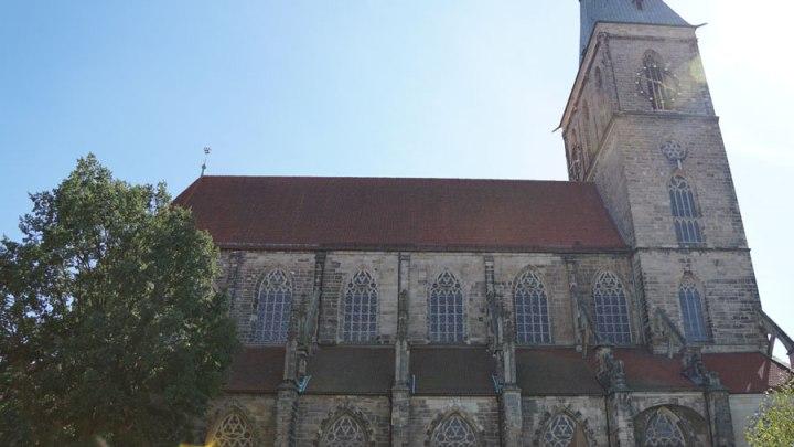 Ökumenische Predigtzum Reformationstag