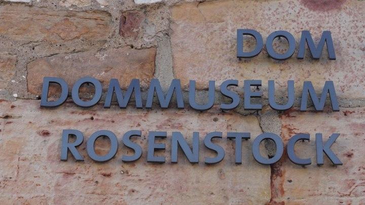 Dommuseum Hildesheim schließt, Domfoyer bleibt geöffnet