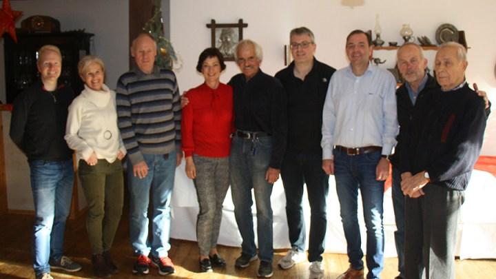 Ehrungen des TKJ in Sarstedt