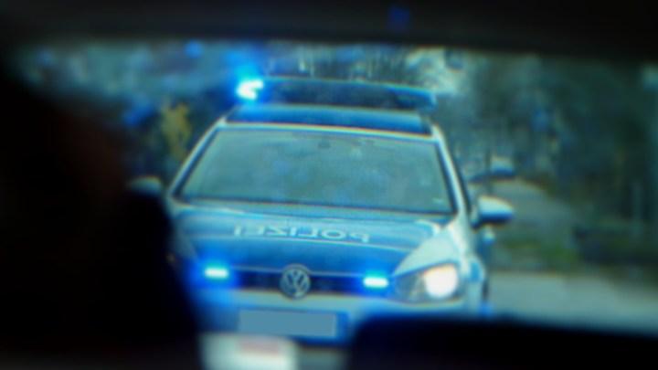 43-Jähriger flüchtet mit Pkw vor der Polizei