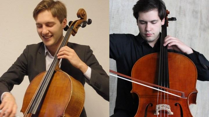"Klassik im Klinikum: ""Cello Duo"" will verzaubern"