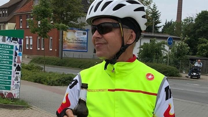 """TKJ beim """"1. Radmarathon"""" des RSC Hildesheim"""