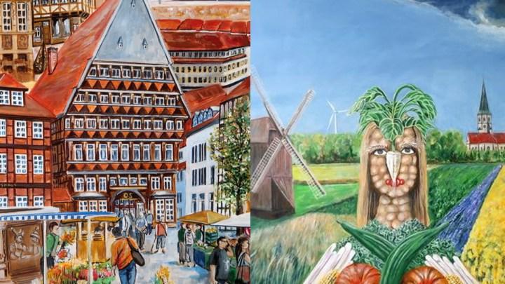 Bilder von Stadt und Landkreis Hildesheim von Volker Witteczek