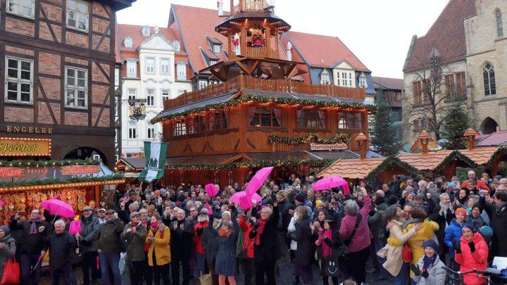 """Hildesheim erreicht die zweite Runde im Wettbewerb um den Titel """"Kulturhauptstadt Europas 2025″!"""